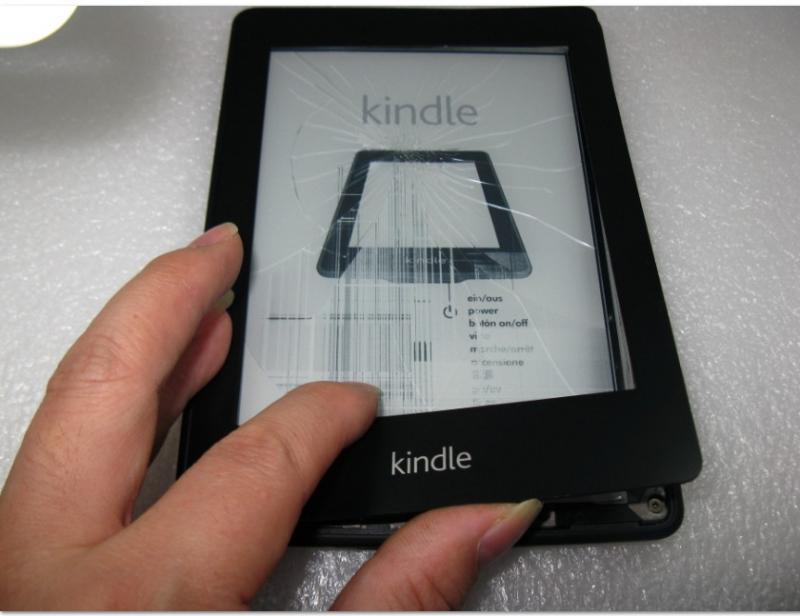 Замена дисплея электронных книг