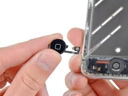 замена кнопки айфон 3